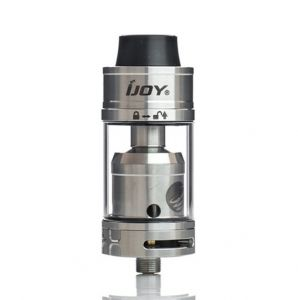 IJOY Tornado RDTA 5 ml Black ― Eco-Life