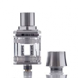 Wotofo Ice Cubed RDA SIlver ― Eco-Life